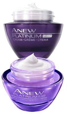 ANEW Platinum Day and Night Cream